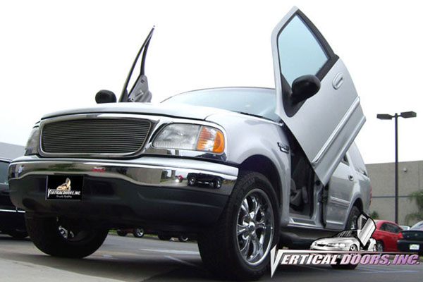 Vertical Doors VDCFEX0306:  FORD EXPEDITION 2003-2006