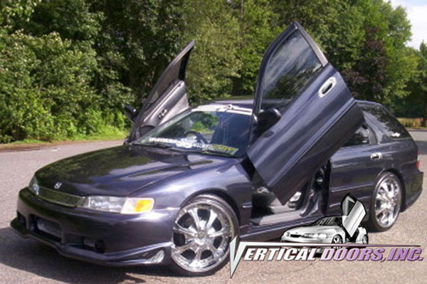 Vertical Doors VDCHA9497:  HONDA ACCORD 1994-1997