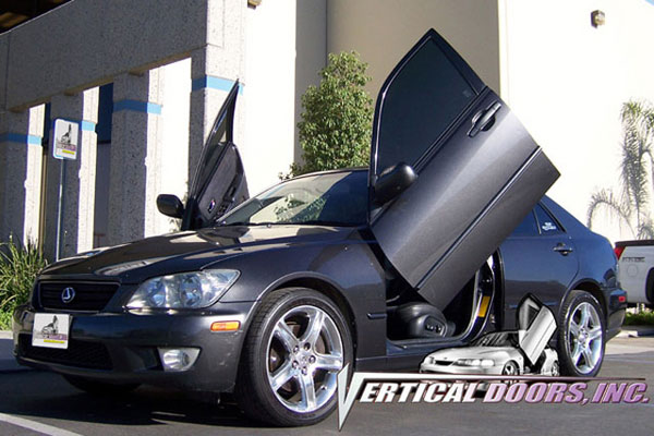 Vertical Doors VDCLEXIS98-04:  LEXUS IS300 1998-2004
