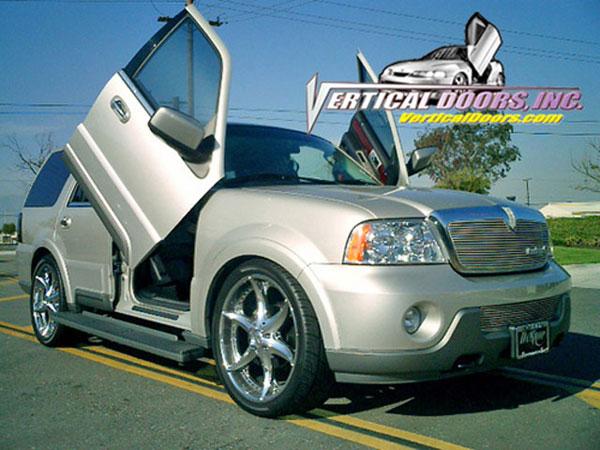 Vertical Doors VDCLN0305 |  LINCOLN NAVIGATOR; 2003-2005