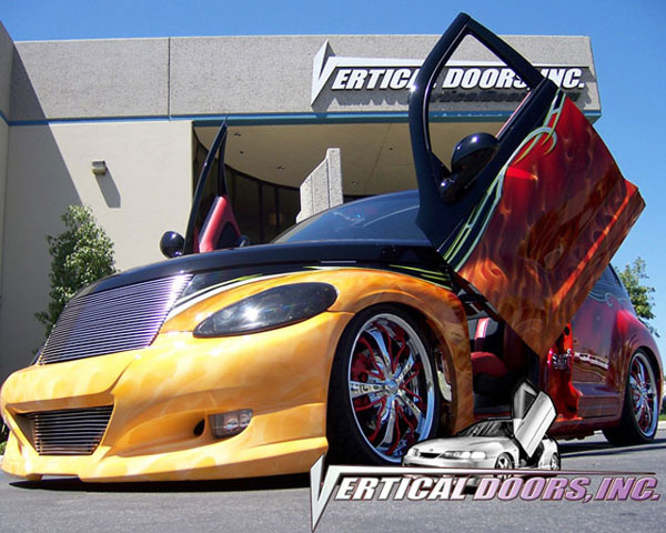 Vertical Doors VDCPTC0108:  CHRYSLER PT CRUISER 2001-2010
