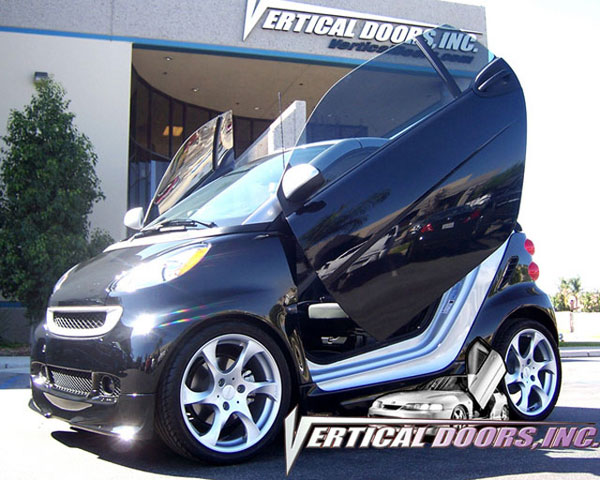 Vertical Doors VDCSMART420810:  SMART FORTWO 451 2008-2010