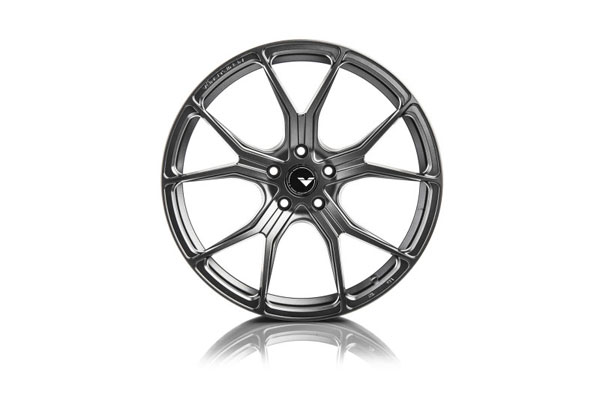 Vorsteiner 103.19095.5112.46C.66.CG |  Flow Forged Wheel V-FF 103 19X9.5 5X112 46C 66 Carbon Graphite; 1950-2017