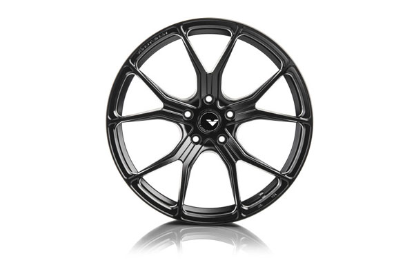 Vorsteiner (103.19105.5120.25D.72.MB)  Flow Forged Wheel V-FF 103 19X10.5 5X120 25D 72 Mystic Black