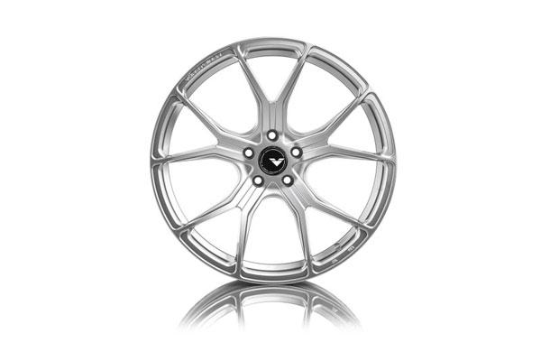 Vorsteiner 103.20090.5112.35S.66.MS    Flow Forged Wheel V-FF 103 20X9 5X112 35S 66 Mercury SilVer; 1950-2017