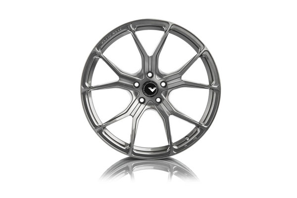 Vorsteiner 103.19095.5112.37C.66.TM |  Flow Forged Wheel V-FF 103 19X9.5 5X112 37C 66 Titanium Machine; 1950-2017