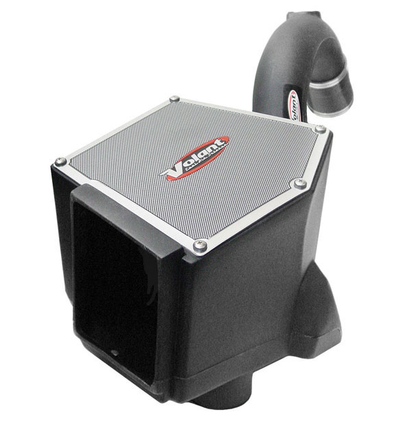 Volant 15966 |  Air Intakes W/Primo Filter for DURAMAX MID LLY 6.6L; 2004-2005