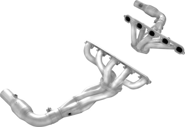 American Racing Headers VP-96158134LSNC:  Dodge Viper Gen 2 1996-2002 Long System No Cats: 1-5/8 x 1-3/4 x 3 Top Header, Bottom Header (Fits All Gens), 3 x 3 Connection Pipes NO CATS
