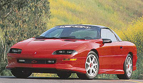 Xenon 5630: XENON Camaro Complete Ground Effects Kit 1993-97 V8 / V6