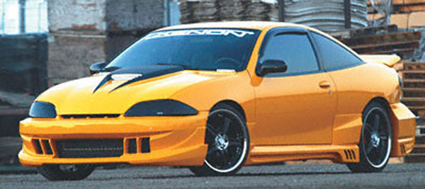 Xenon 11260:  Full Body Kit: 2000-2002 Cavalier