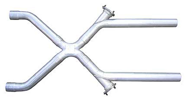 Pypes Exhaust XVX13S | Pypes 3 X-change X 304 stainless; 1950-2011