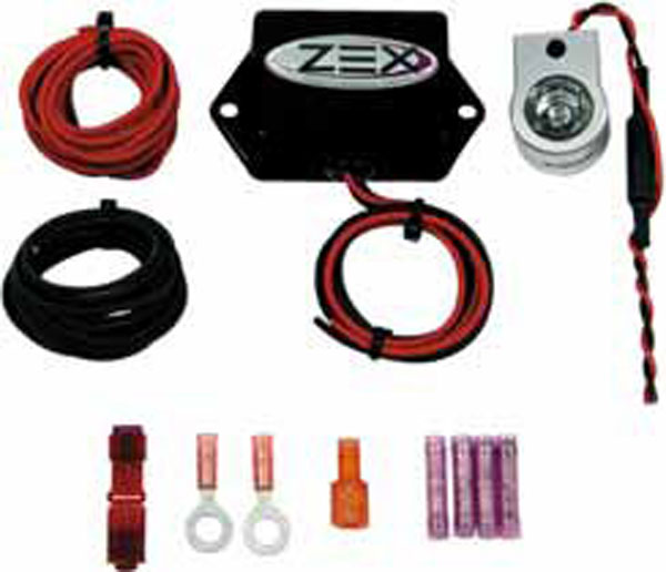 Zex 82370B:  Machine Gun Purge Kit - LED