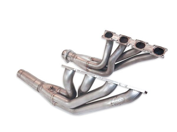 "Stainless Works ZR1CORV38 |  Chevy Corvette Headers 2"" Off-Road; 1990-1995"