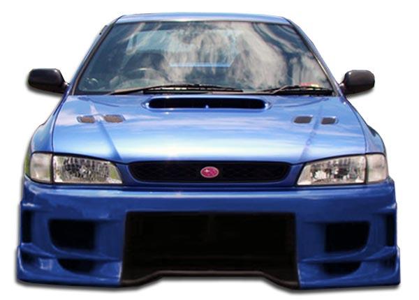 Duraflex 104495 | Subaru Impreza Duraflex S Sport Front Bumper Cover  1 Piece; 1993 2001
