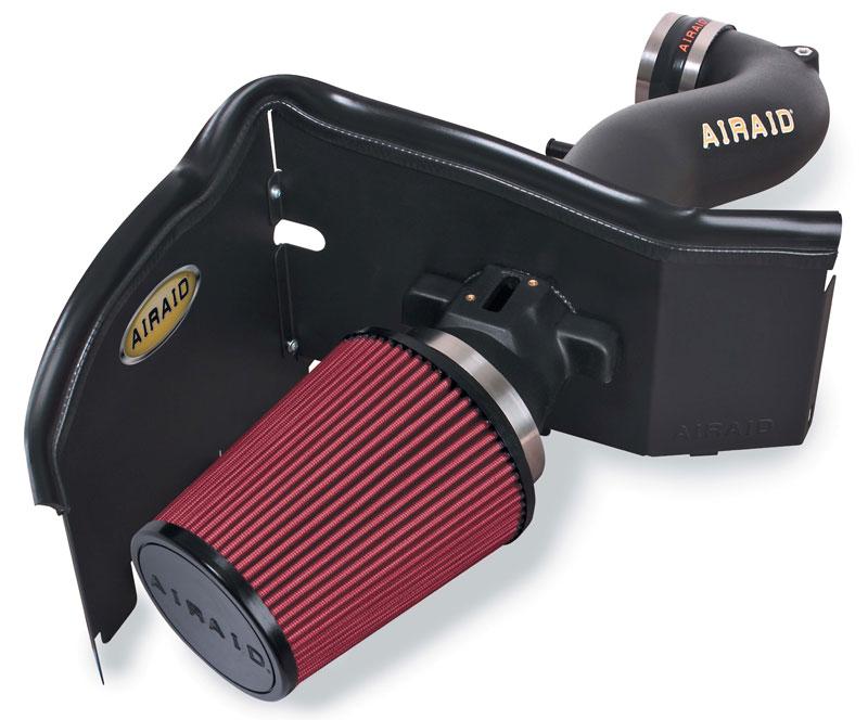 Airaid 510-173 - AirAid 05-06 Toyota Tundra & Sequia 4.7L Intake System
