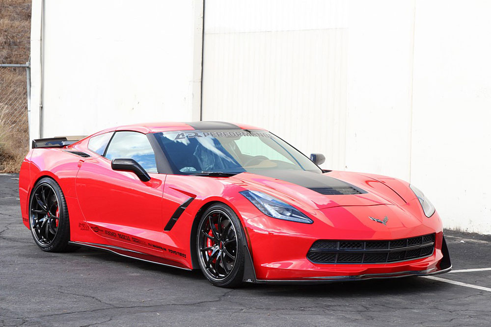 APR Performance AB-207027 | Corvette C7 Stingray Track Pack ...