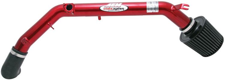 AEM 21-462R - AEM Cold Air Intake System TOYOTA MR2 SPYDER 00-05 - Red