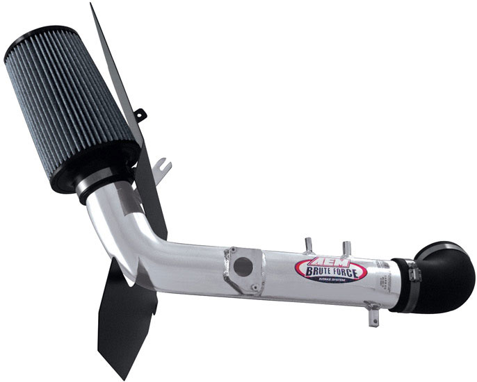 AEM 21-8401DP - AEM Brute Force Intake System TOYOTA TUNDRA / SEQUOIA 00-04 V8 - Polished