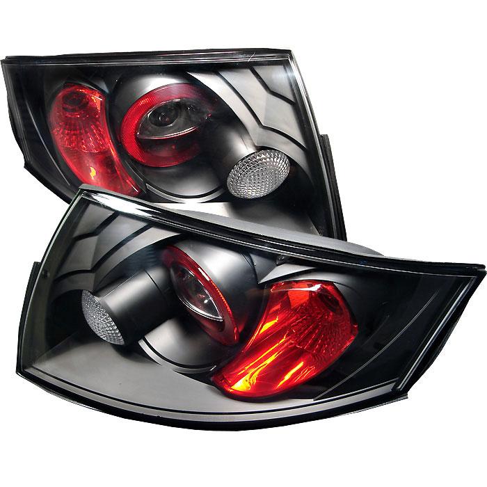 Spyder ALT-YD-ATT99-BK - Spyder Audi TT 00-06 Altezza Tail Lights - Black