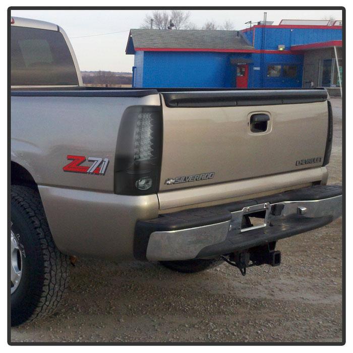 1999 2006 Chevy Silverado 1999 2003 Gmc Sierra Truck Led