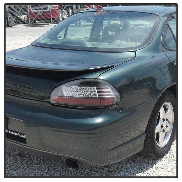 Spyder 5007148 Pontiac Grand Prix Led Tail Lights Black Alt Yd