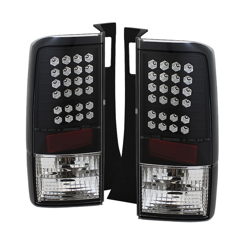 Spyder ALT-YD-TSXB03-LED-BK - Spyder Scion XB 03-07 LED Tail Lights - Black