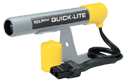 Auto Meter AM-5331 - Auto Meter Quick-Lite Shift Lite (Silver)