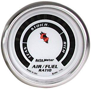 Auto Meter AM7175 - Auto Meter C2 Air/Fuel Gauge