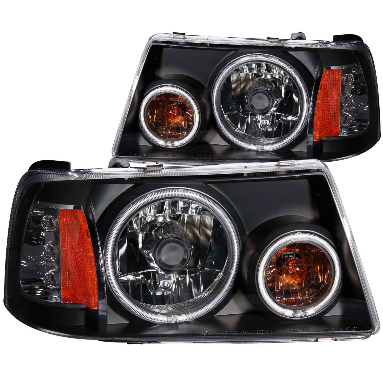 anzo 111152 anzo usa ford ranger headlights w halo black ccfl 2001 2011 anzo 111152 anzo usa ford ranger headlights w halo black ccfl 2001 2011
