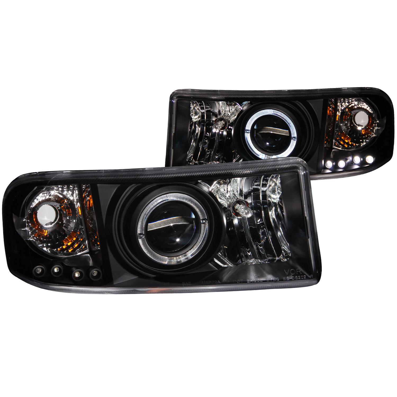 Anzo 111196 Anzo Usa Dodge Ram Projector Headlights W