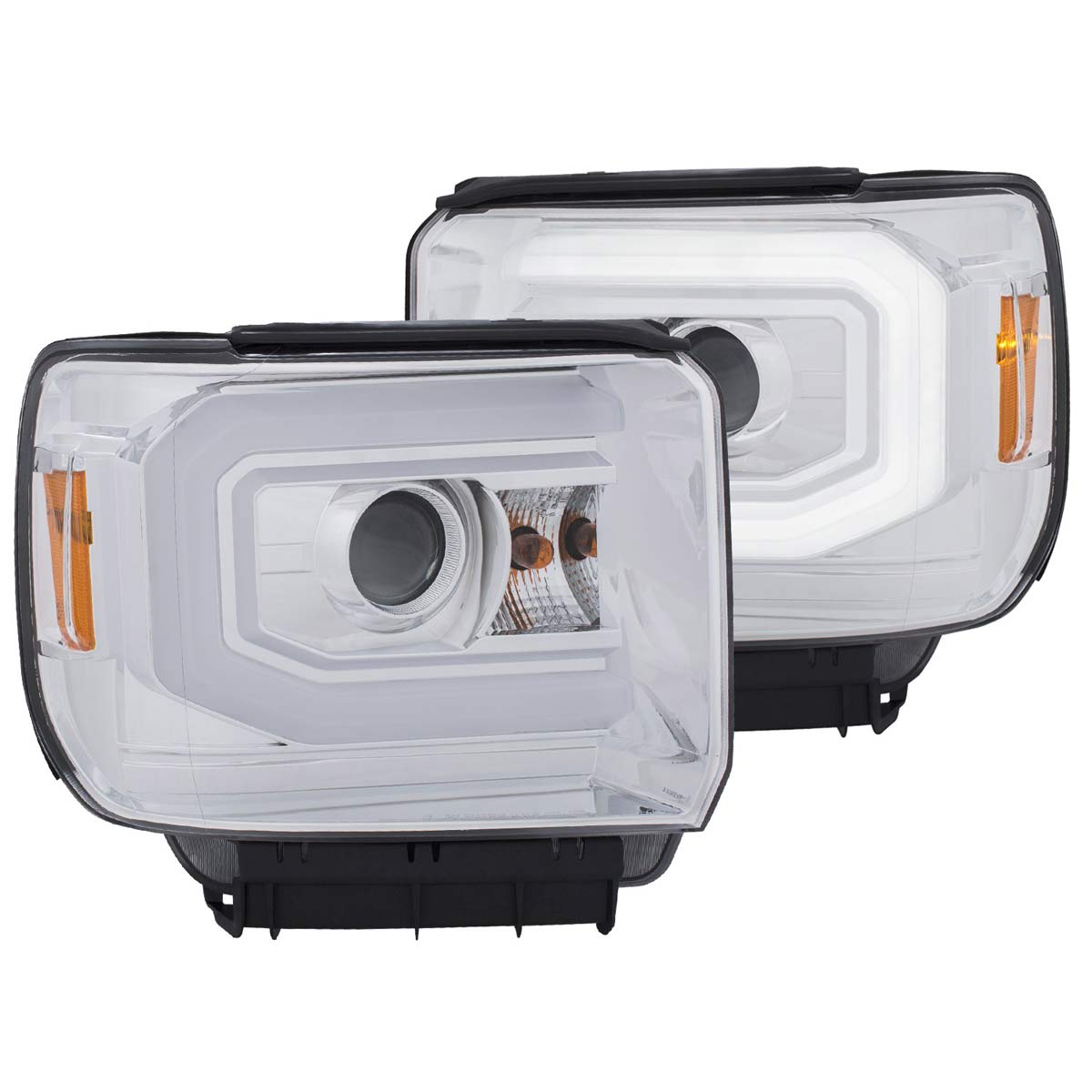 Gmc Sierra 1500 Headlights