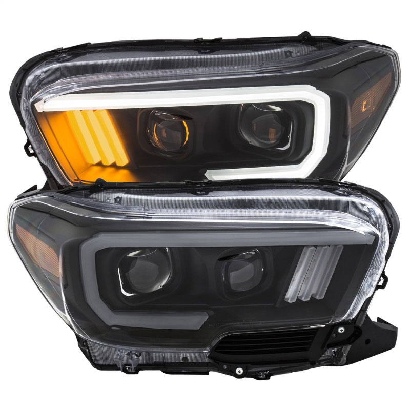 Anzo 111379 Anzo Usa Toyota Tacoma Projector Headlights