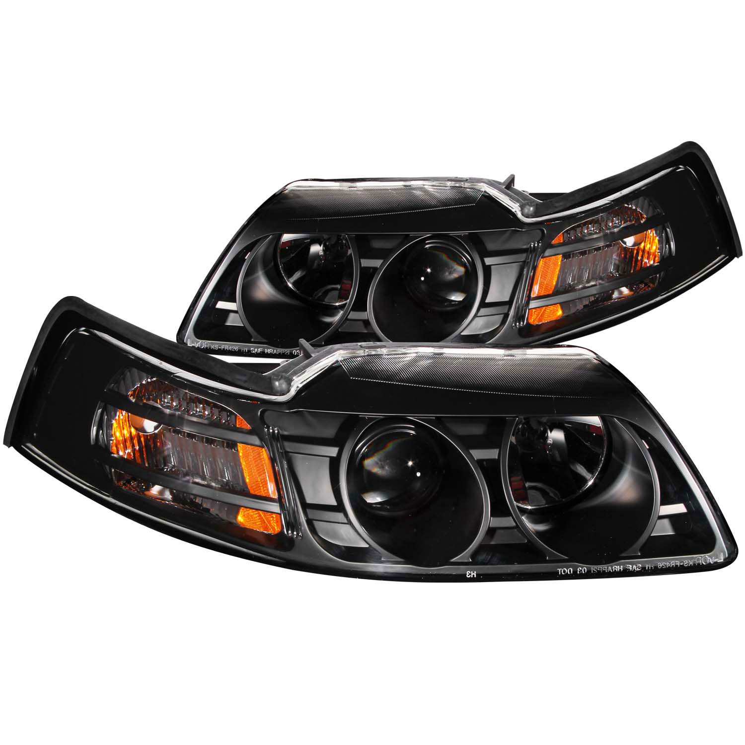 anzo projector headlights ford mustang projector headlights anzo projector headlights ford mustang projector headlights