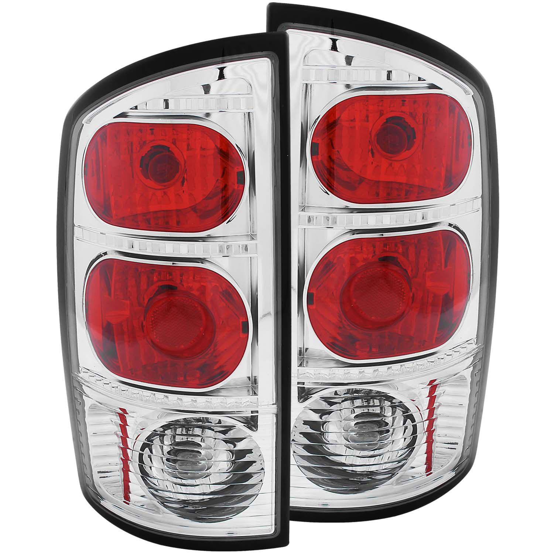 Anzo 211043 Anzo Usa Dodge Ram 3500 Taillights Chrome