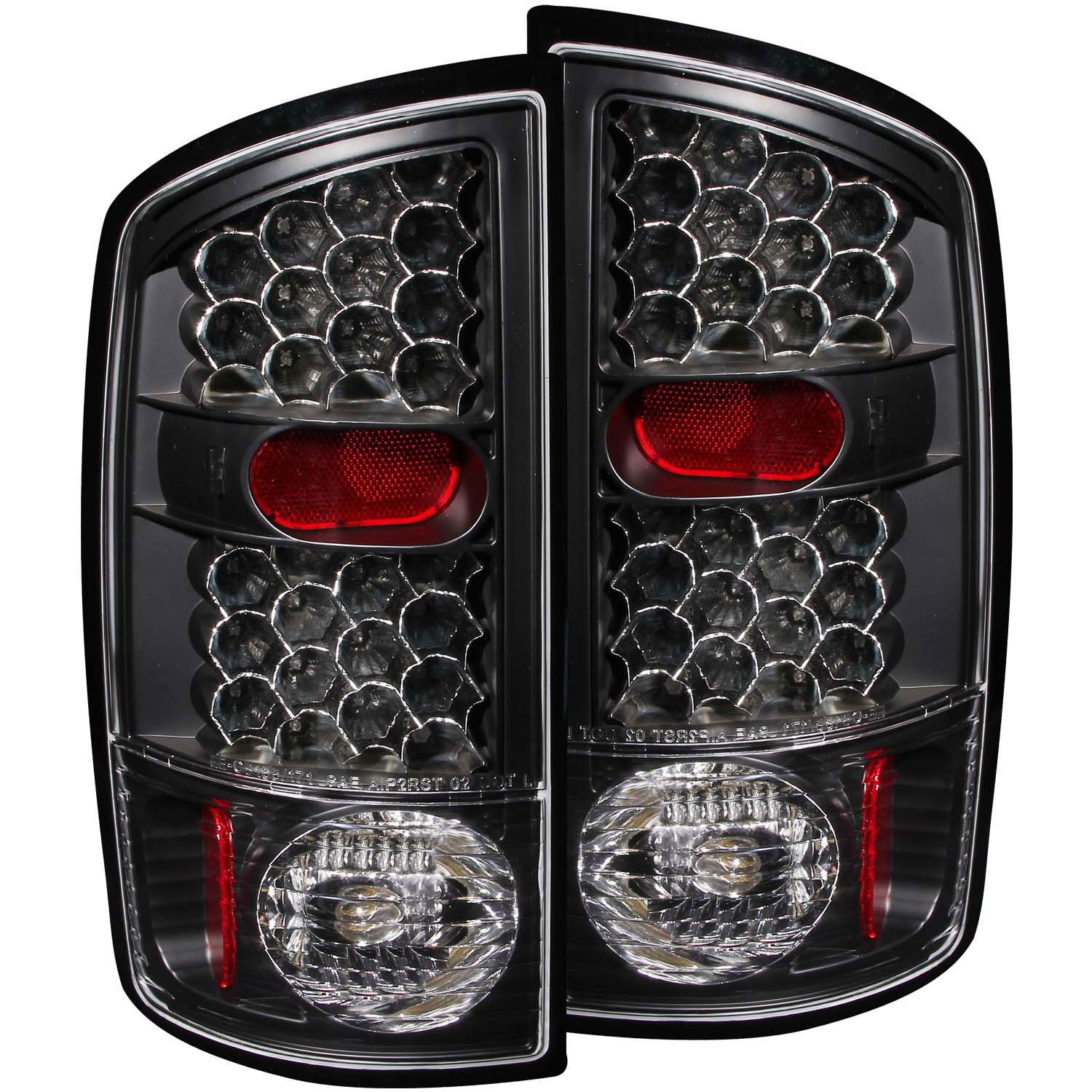 Anzo on 2002 Dodge Durango Headlights