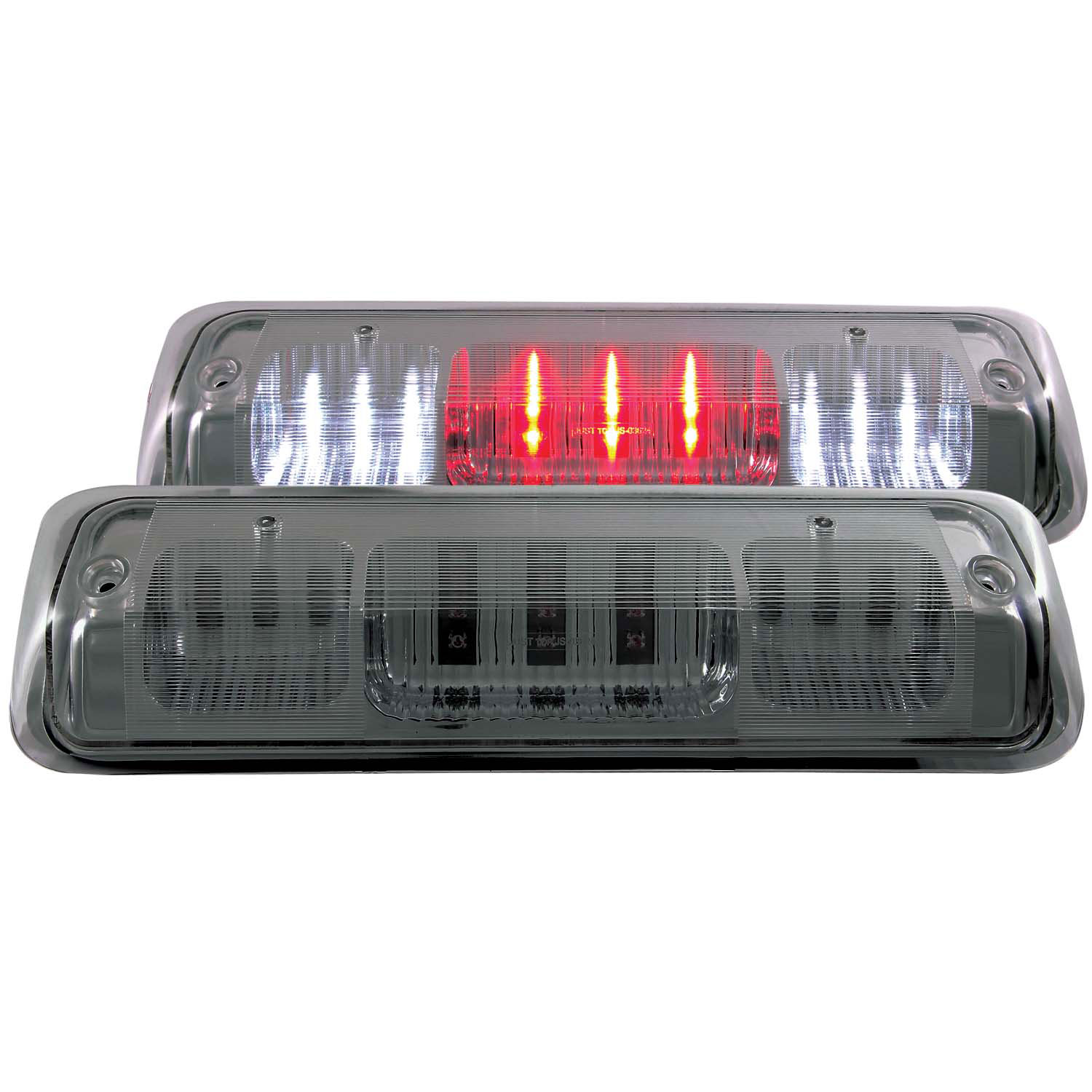 Anzo 531071 Usa Dodge Ram 1500 Led 3rd Brake Light Smoke B 2014 Projector Headlights Series 2009 2015