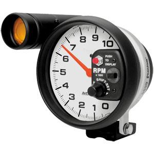 Auto Meter AUTO5899 - Auto Meter Phantom 10,000 RPM TACH