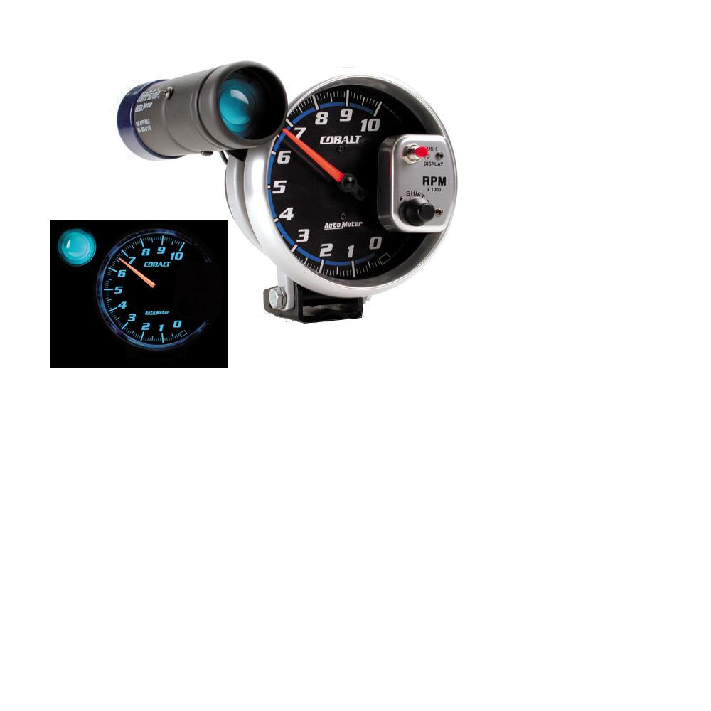 Auto Meter AUTO6299 - Auto Meter COBALT 10,000 RPM TACH