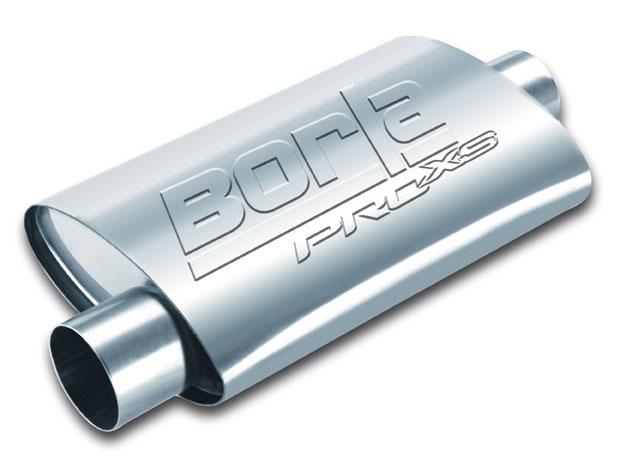 Borla 40664 - Borla Muffler Universal