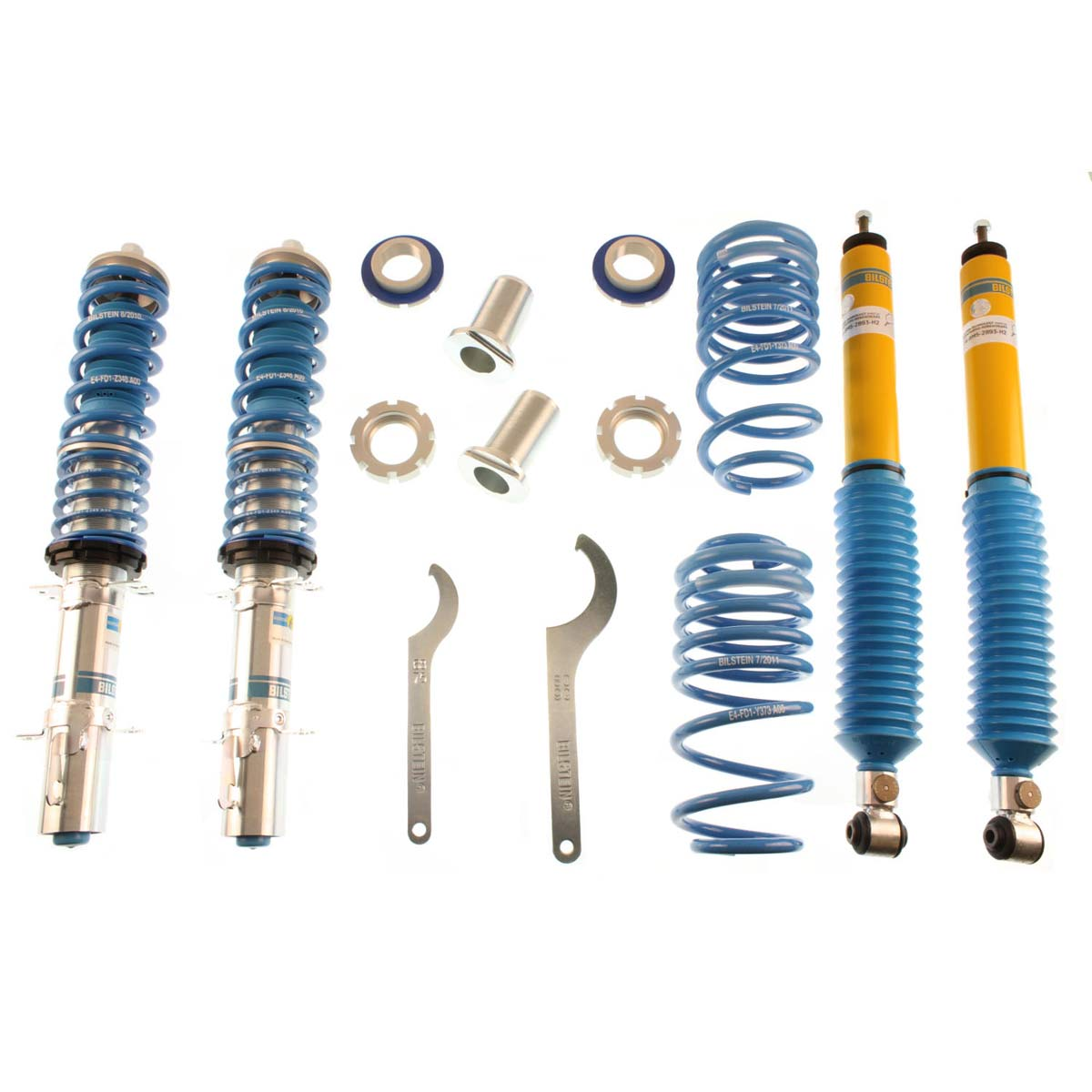 2015 Volkswagen Eos Suspension: B16 (PSS9) Suspension Kit Volkswagen