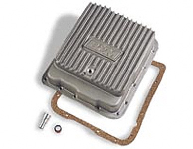 B&M 70260 - B&M Deep Transmission Pan GM 4L60E Camaro V8