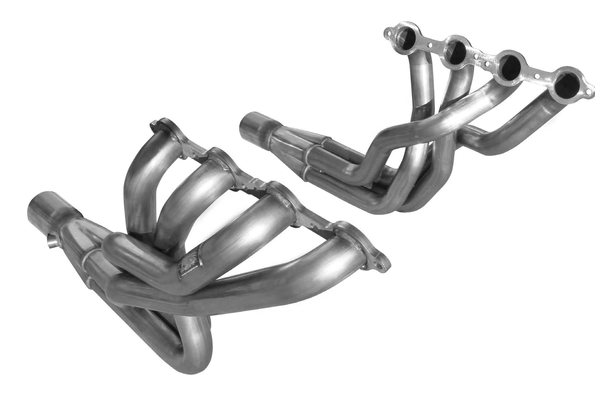 American Racing Headers C3LS-68134300HR | Corvette C3 LS1 Swap 1-3/4in x  3in Header Pair