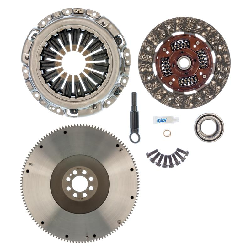 BRAND NEW EXEDY COMPLETE 3 PIECE ORGANIC CLUTCH KIT FOR A NISSAN 350Z 350 Z