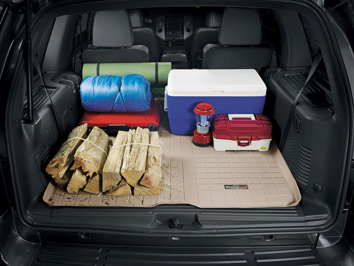 Weathertech 41266 Cargo Liners Chrysler Town Country Long Wheel