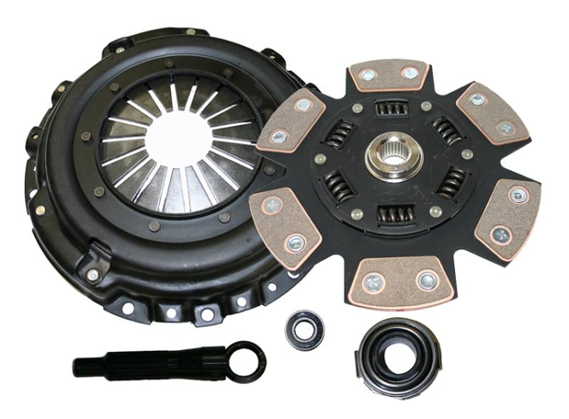 Competition Clutch 4173-1620 | Stage 5 - 6 Puck Ceramic Sprung Clutch Kit,  Pontiac GTO LS1 (5 7L)