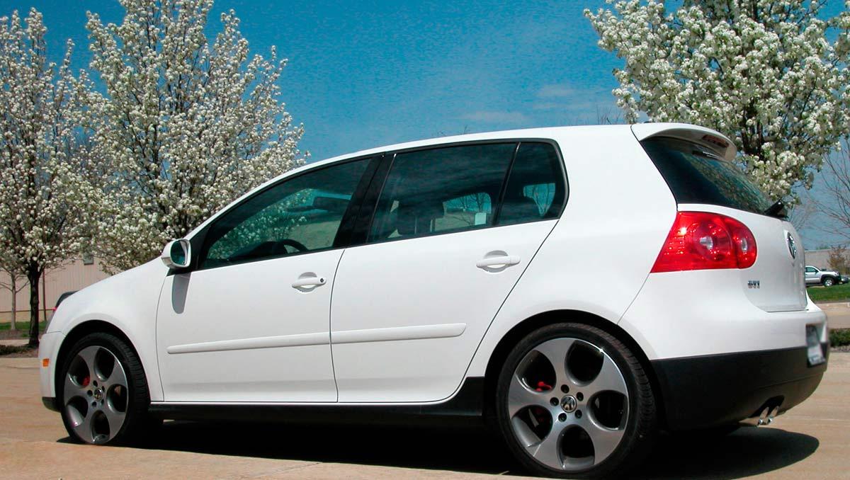 Corsa Performance 14586 | Corsa Volkswagen Golf GTI Mk6/5 3 DP 200 Cell 3 0  Down Pipe