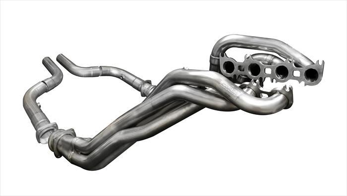 Corsa 2015-2017 Mustang GT Long Tube Headers
