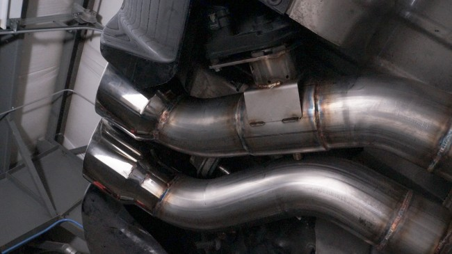 Stainless Works Ctsv16mks Pc Cadillac Cts V Sedan Axleback Exhaust System Performance
