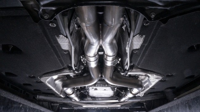 Stainless Works Ctsv16hor Cadillac Ctsv Offroad Headers 2 X 3 Inch: 2010 Cadillac Cts Exhaust System At Woreks.co