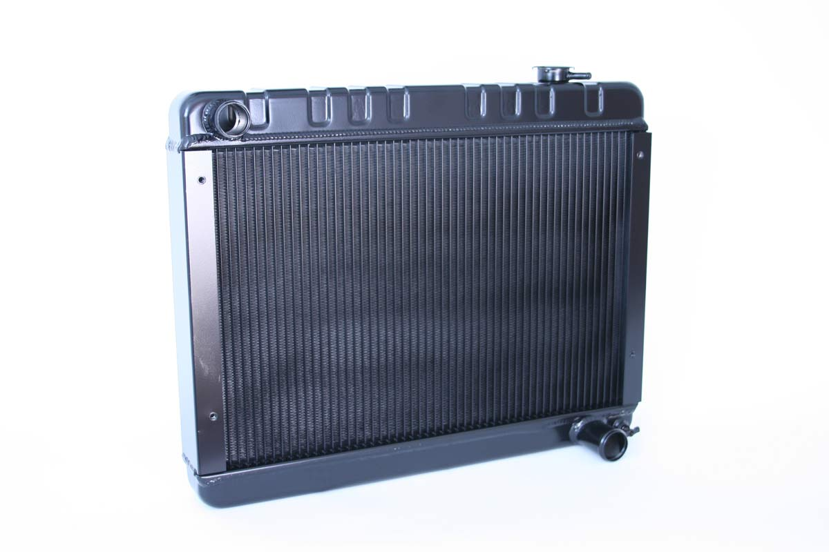 Dewitts 1239017m Direct Fit Radiator Chevy C10 Truck All Df